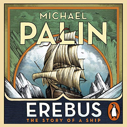 The audiobook cover of Erebus