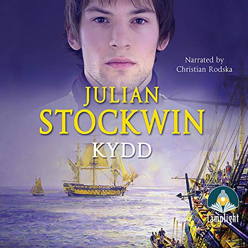 The audiobook cover of Kydd