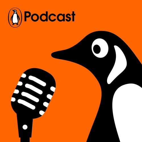 The penguin podcast logo