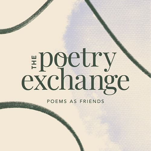 The Poetry Exchange podcast logo