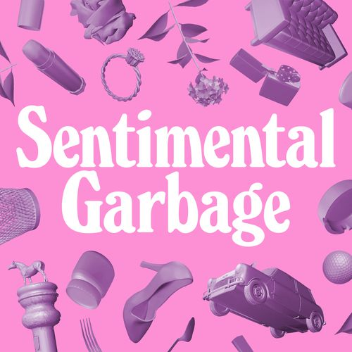 The Sentimental Garbage podcast logo