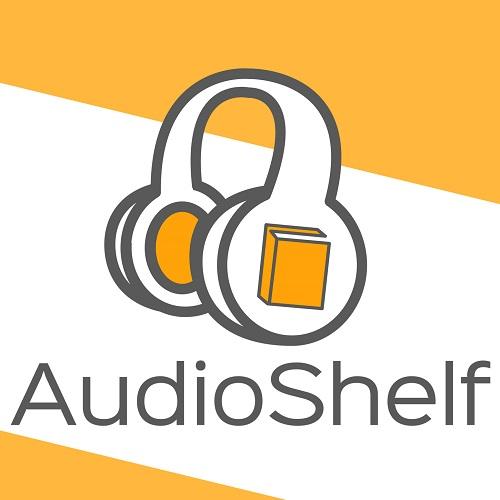 The Audioshelf Podcast Logo