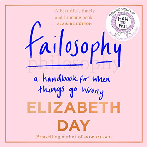 The audiobook cover of Failosophy