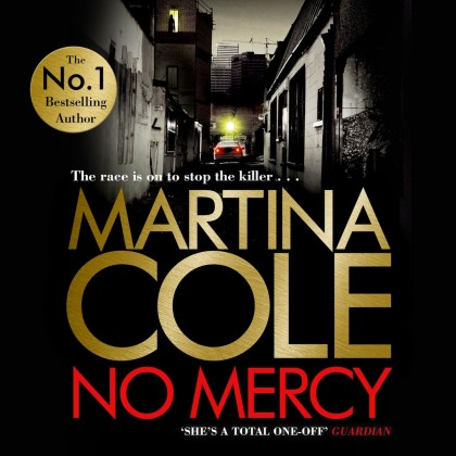 The audiobook cover of Martina Cole