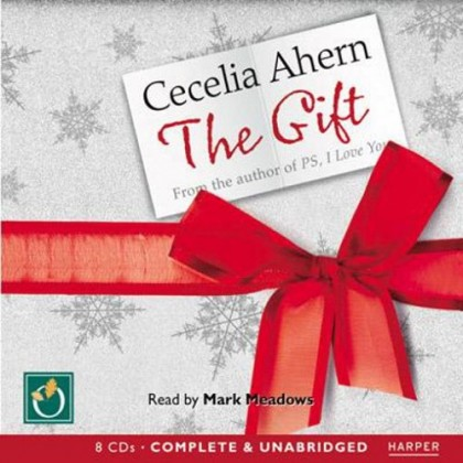 The audiobook cover of The Gift