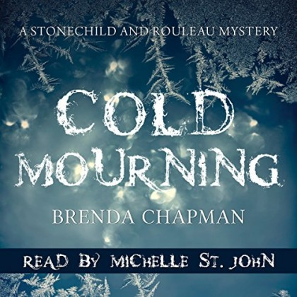 The audiobook cover of Cold Mourning