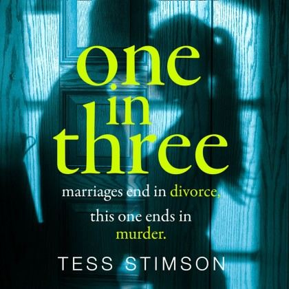 The audiobook cover of One in Three