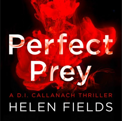The audiobook cover of Perfect Prey