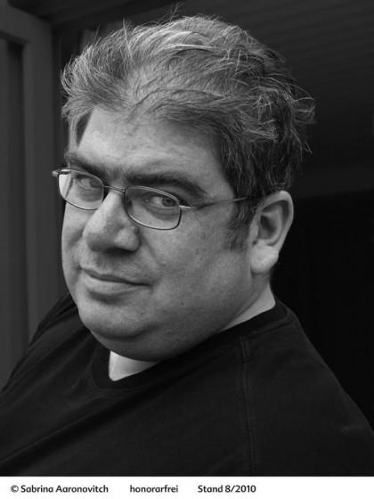 Photo of author Ben Aaronovitch