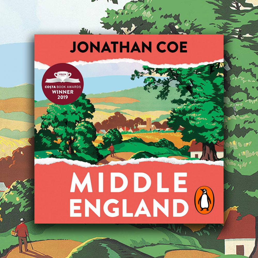 The audiobook of Middle England